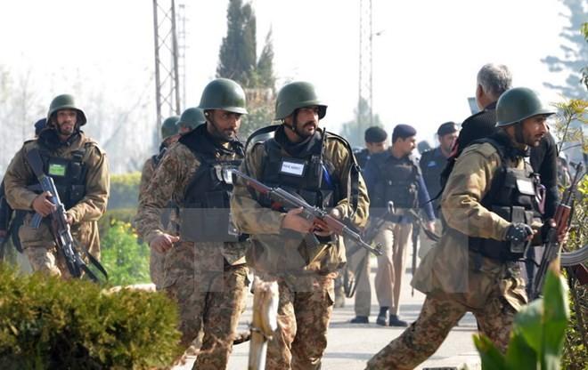 Taliban memimpin serangan dari wilayah Afghanistan - ảnh 1