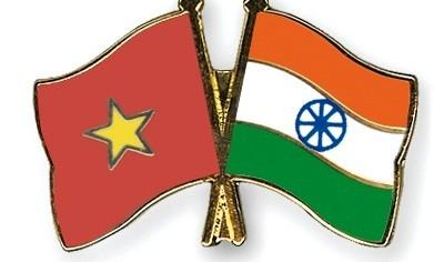 Vietnam dan India mendorong kerjasama ekonomi dan perdagangan - ảnh 1