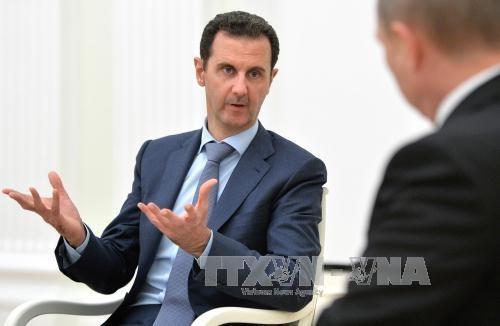 Suriah dengan gigih tidak memberikan konsesi dalam perundingan damai Jenewa - ảnh 1