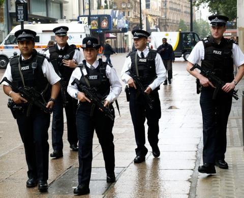 Inggris menggagalkan intrik teror terhadap 4 kota - ảnh 1