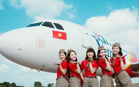 Membuka lini terbang Hanoi (Vietnam) – Taipei, Taiwan (Tiongkok) - ảnh 1