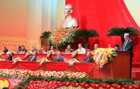 Rakyat Vietnam menilai tinggi hasil pemilihan anggota KS PKV - ảnh 1