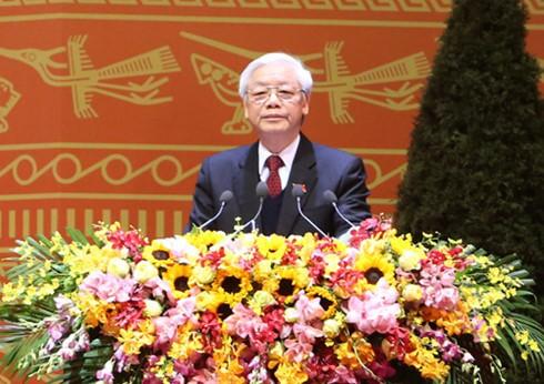Pers internasional mengapresiasi suksesnya Kongres Nasional ke-12 PKV - ảnh 1