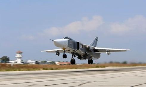 Rusia dan AS terus berbahas tentang usaha menghindari terjadinya baku tembak di wilayah udara Suriah - ảnh 1