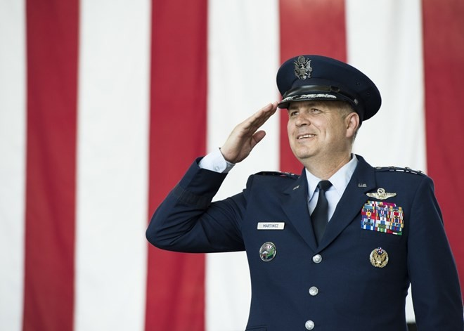 Jenderal AS menegaskan terus mempertahankan pasukan - nya di Jepang pada zaman pimpinan Presiden baru - ảnh 1