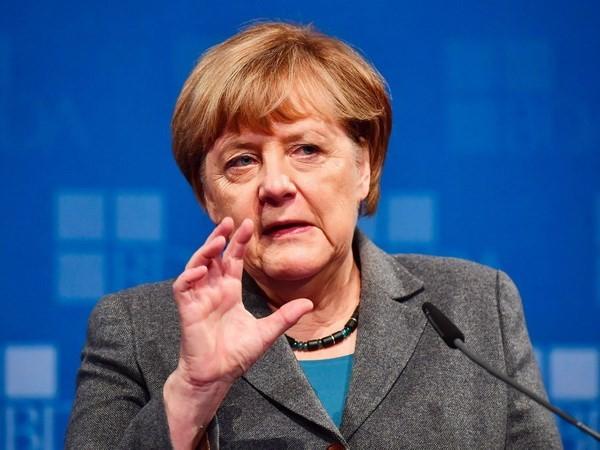 Angela Merkel akan memperebutkan jabatan Kanselir Jerman masa bakti ke-4 - ảnh 1