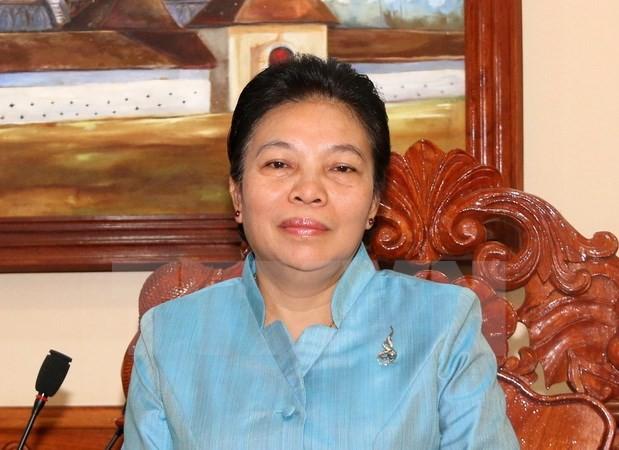 Kunjungan Sekjen KS PKV, Nguyen Phu Trong di Laos akan membantu meningkatkan hubungan dua negara ke satu ketinggian baru - ảnh 1