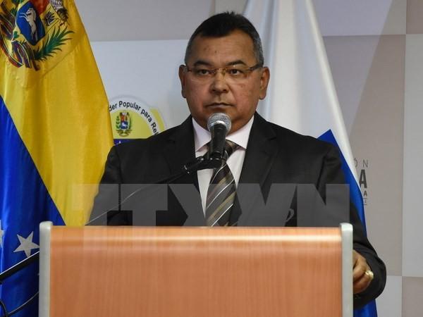 Pembukaan Konferensi ke-7 Menhan UNASUR di Venezuela - ảnh 1