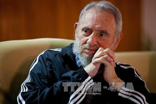 Selamat berpisah untuk selamanya kepada seorang revolusioner yang legendaris Fidel Castro - ảnh 1