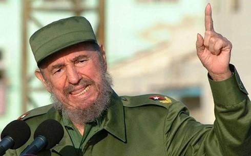 Kuba menyatakan upacara belasungkawa nasional selama 9 hari untuk Pemimpin Fidel Castro - ảnh 1