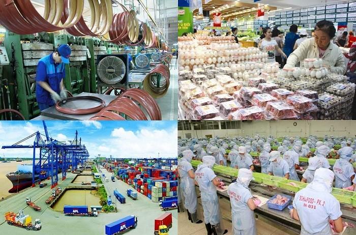 Tahun 2016, ekonomi Vietnam dipertahankan pada tarap pertumbuhan yang lumayan dan stabil - ảnh 1