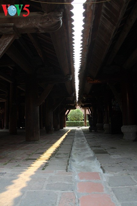 Pagoda Keo Thai Binh – pagoda yang punya arsitektur paling unik di Vietnam Utara  - ảnh 11