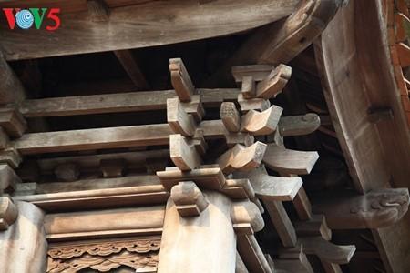 Pagoda Keo Thai Binh – pagoda yang punya arsitektur paling unik di Vietnam Utara  - ảnh 22