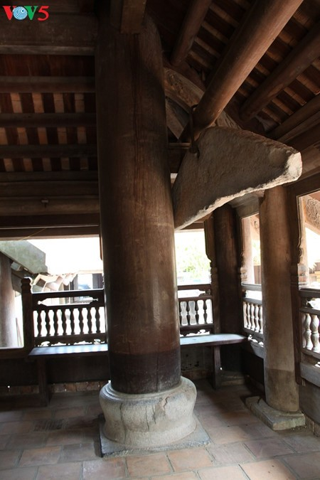 Pagoda Keo Thai Binh – pagoda yang punya arsitektur paling unik di Vietnam Utara  - ảnh 23