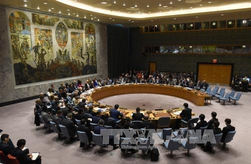 DK PBB mengesahkan resolusi untuk memperkuat sanksi terhadap RDRK - ảnh 1