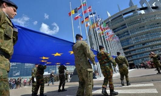 Uni Eropa memberikan rekomendasi tentang satu proyek Dana Pertahanan Eropa - ảnh 1