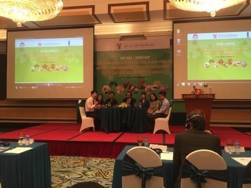 Produksi bahan makanan Vietnam menciptakan citra baik di dunia dari penegakan brand - ảnh 1