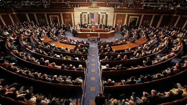 Senat AS mengesahkan RUU mengenai pemberian sanksi terhadap Rusia - ảnh 1