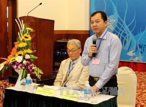Melakukan kembali perancangan produksi untuk meningkatkan nilai produksi udang Vietnam - ảnh 1