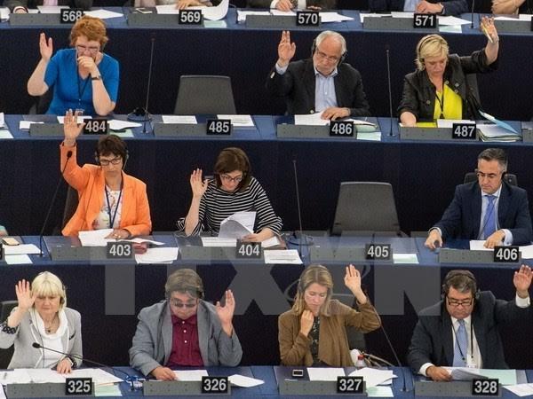 Parlemen Eropa mengesahkan permufakatan dengan Kuba - ảnh 1