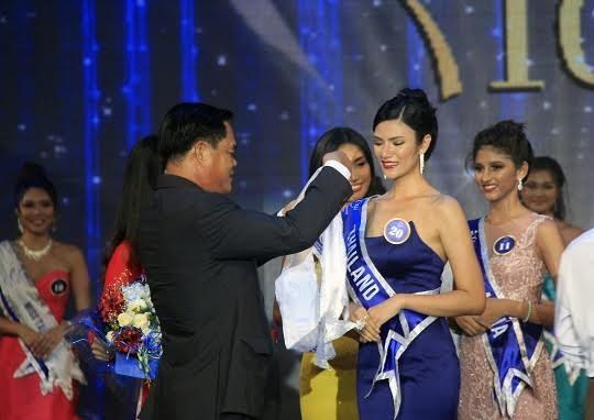 Ratu kecantikan dari Thailand naik takhta menjadi Ratu Kecantikan Persahabatan ASEAN - ảnh 1