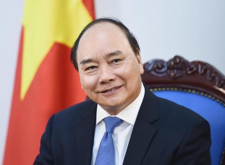 Mendorong hubungan Kemitraan strategis Vietnam-Jerman berkembang secara intensif dan ekstensif - ảnh 1