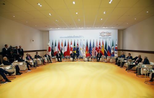 KTT G20: Mengusahakan pandangan bersama terhadap serentetan masalah global yang sedang menimbulkan perpecahan - ảnh 1