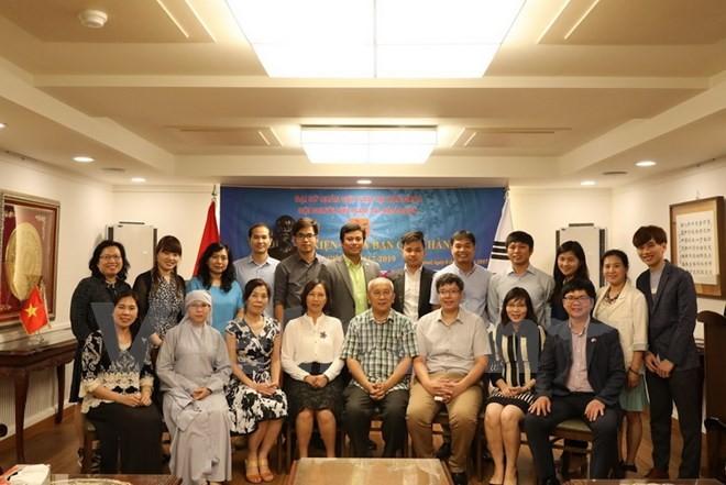Hội người Việt Nam tại Hàn Quốc thúc đẩy gắn kết đẩy mạnh quan hệ Việt – Hàn - ảnh 1
