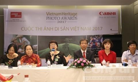 Acara mencanangkan Kontes ke-6 foto pusaka Vietnam - ảnh 1