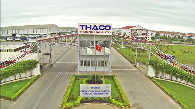 Perusahaan Thaco Truong Hai Chu Lai – Badan usaha yang paling sukses di provinsi Quang Nam - ảnh 1