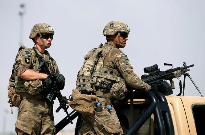AS membasmi benggolan IS di Afghanistan - ảnh 1
