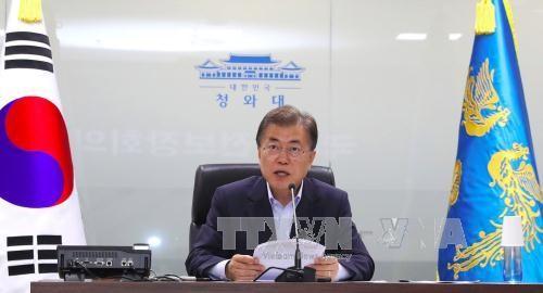 RDRK menolak gagasan perdamaian dari pemimpin Republik Korea - ảnh 1