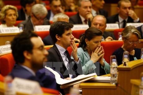 Majelis Tinggi Perancis mengesahan RUU mengenai Antiterorisme - ảnh 1