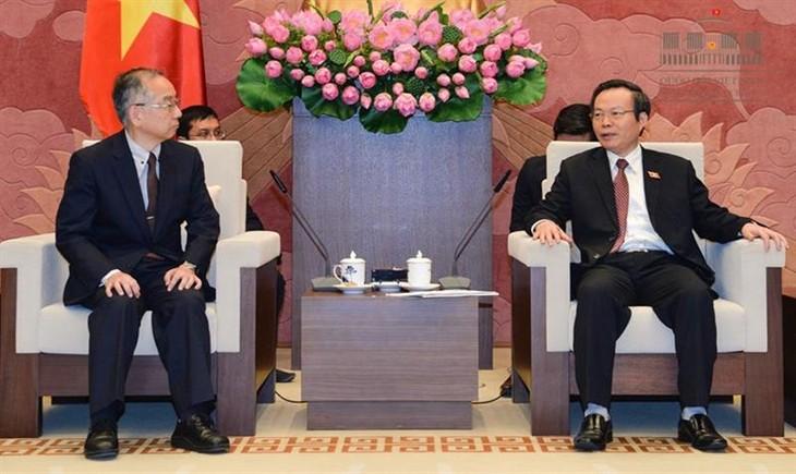 Vietnam dan Jepang memperkuat kerjasama di bidang pemeriksaan keuangan - ảnh 1
