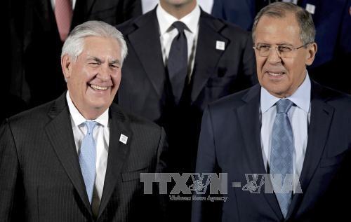AS memprotes langkah-langkah balasan diplomatik dari Rusia - ảnh 1