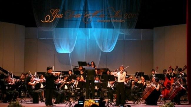 """Lebih dari 200 seniman internasional dan Vietnam ikut serta dalam Festival Kesenian """"Melodi Musim Gugur"""" tahun 2017 - ảnh 1"""