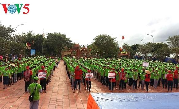 Perkemahan Pemuda Buddhis:  Kasih sayang daerah Nam Bo Barat - ảnh 1