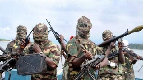 Kaum pembangkang Boko Haram membunuh 31 orang nelayan di Nigeria - ảnh 1