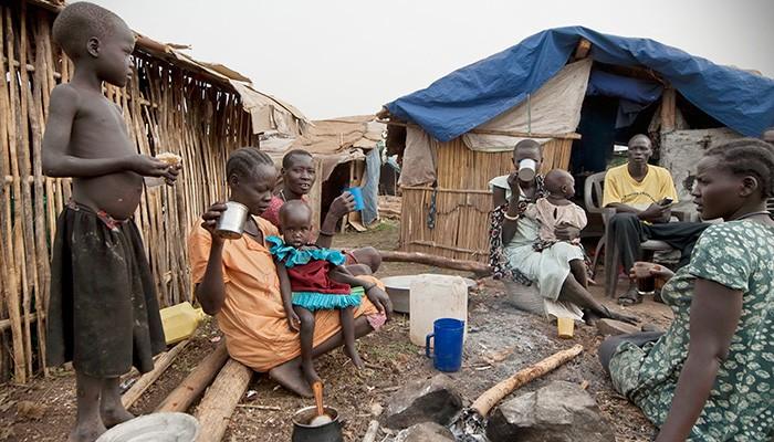 PBB mengimbau supaya mencegah ancaman kelaparan terhadap 20 juta orang di Yaman, Somalia, Sudan Selatan dan Nigeria - ảnh 1