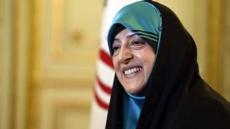 Presiden Iran menominasikan dua Wapres wanita - ảnh 1