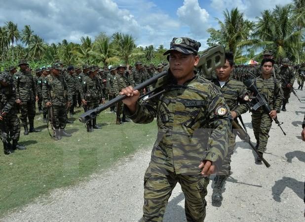 Filipina: Baku tembak antara MILF dan para anasir ektrimis menewaskan 25 orang - ảnh 1