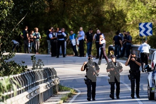 Tindakan-tindakan permusuhan terhadap komunitas Muslim di Spanyol meningkat - ảnh 1