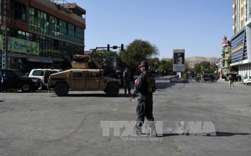 IS mengakui melakukan serangan terhadap Masjid di Kabul, Afghanistan - ảnh 1