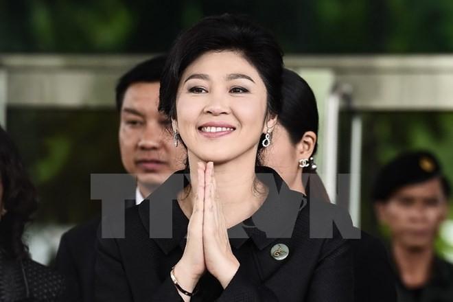 Thailand membatalkan paspor mantan PM Yingluck Shinawatra - ảnh 1