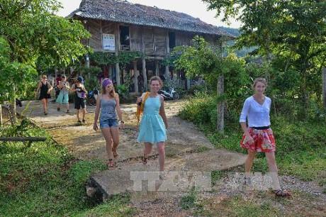 Vietnam-destinasi menarik bagi mahasiswa Australia - ảnh 1