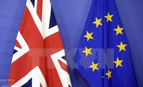 Masalah Brexit: Parlemen Inggris mengesahkan RUU mengenai Brexit - ảnh 1