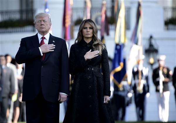 Mengenangkan ultah ke-16 Hari terjadinya serangan teror 11/9: Presiden Donald Trump berkomitmen akan membela keamanan negara AS - ảnh 1