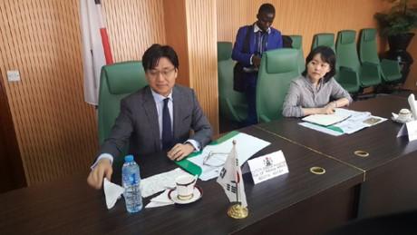 Uji coba nuklir RDRK: Republik Korea membahas rencana pelaksanaan resolusi sanksi baru – Pyong Yang memperingatkan akan memberikan balasan - ảnh 1