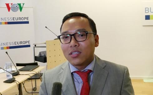 Mendorong Perjanjian Perdagangan Bebas Uni Eropa  - Vietnam - ảnh 2