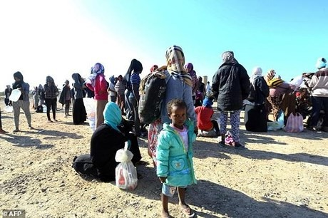 Negara-negara Eropa dan Afrika sepakat memperkuat bantuan untuk kaum migran di Libia - ảnh 1